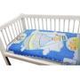 Cobertor Infantil Camesa Microfibra Balão Azul