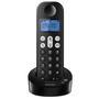 Telefone sem Fio Philips D1261B/BR