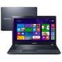 Notebook Samsung ATIV Book 2 Core i7 8GB 1TB Windows 8.1 70E5J-XD2