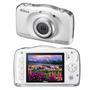 Câmera Digital Nikon Coolpix S33 13.2 MP Branco