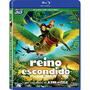 Reino Escondido Blu-ray + Blu-ray 3D - Multi-Região / Reg. 4