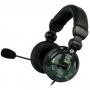 Fone De ouvido C3 Tech Headset Xcite X-15 Preto