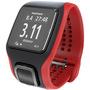 Relógio com GPS TomTom Multi-Sport Cardio Plus Vermelho