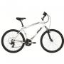 Bicicleta Caloi Sport Comfort  21 Marchas Quadro 17  Aro 26 Branca