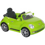 Carro Elétrico Infantil Biemme Beetle VW Verde
