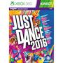 Just Dance 2016 Xbox 360 Microsoft