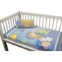 Cobertor Infantil Camesa Microfibra Raschel Azul
