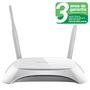 Roteador TP-Link TL-MR3420 Wireless 3G/4G 300Mbps 2 Antenas Branco