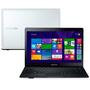 Notebook Samsung ATIV Book 3 370E4K-KD2 i5-5200U 8GB 1TB LED 14\