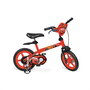 Bicicleta Infantil Bandeirante Cars Disney Aro 12