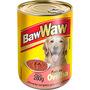 Enlatado para Cães Baw Waw Adultos Sabor Ovelha 280g