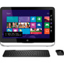 Computador All in One HP Pavilion 23-P100BR Core 4 i5 2.50GHz 8GB 1TB Windows 8.1