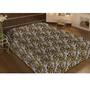 Cobertor Solteiro Camesa Microfibra Raschel Spazio Sovage Marrom 150x200cm