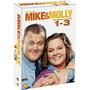 Coleção Mike & Molly 1ª a 3ª Temporada 9 Discos - Multi-Região / Reg. 4