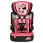 Cadeira Para Auto Disney Beline SP Minnie Mouse 589604 Rosa e Preta