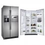 Refrigerador Electrolux SH72X Frost Free Side by Side 504 L Inox