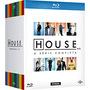House M. D. - A Série 39 DVDs Blu-Ray - Multi-Região / Reg.4
