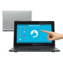 Notebook Touch Positivo SX1000 Dual Core 1.2GHz 2GB 16GB Android 4.4