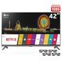 Smart TV 3D LED 42\
