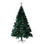 Árvore de Natal Pinheiro Suiço 1,2M com 220 Galhos Verde Yangzi