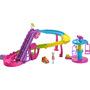 Boneca Mattel Polly Pocket Parque Montanha Russa CJK68