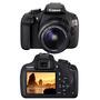 Câmera Digital Canon EOS Rebel T5 18MP Preta + Kit Lente EF-S 18-55 f/3.5-5.6 III