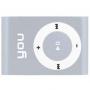 MP3 Player You Sound 4GB Prata