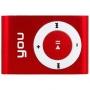 MP3 Player You Sound 4GB Vermelho
