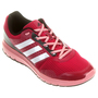 Tênis Adidas Duramo 7 Feminino Rosa e Cinza