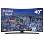 Smart TV LED Curved 48\