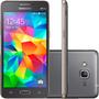 Smartphone Samsung Galaxy Gran Prime Duos SM-G530H 8GB Desbloqueado TV Dual Chip