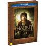 O Hobbit:Uma Jornada Inesperada Versão Estendida Blu-Ray + Blu-Ray 3D + Cópia Digital - Multi-Região / Reg. 4