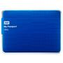 HD Externo Western Digital 1TB USB Backup Azul
