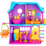 Polly Pocket Mattel Melhor Casa de Todas BCY64