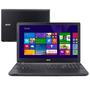 Notebook Acer Aspire E5-571-598P Core i5-5200U 2.2GHz 6GB 1TB Windows 8.1