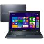Notebook Samsung ATIV Book 2 270E5J-XD1 Core i5 4210U 1.7GHz 8GB 1TB Windows 8.1