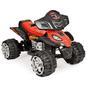 Quadriciclo Mitro Fort Play 662 Vermelho