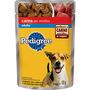 Ração para Cães Pedigree Adulto Carne ao Molho 100Gr