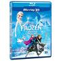 Frozen: Uma Aventura Congelante Blu-Ray 3D - Multi-Região / Reg.4