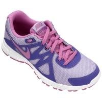 c4631b38803 Tênis Nike Revolution 2 GS Juvenil Feminino Roxo e Rosa