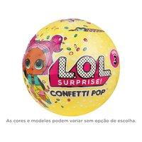 Boneca LOL Surprise! Candide Série 3 Confetti Pop Com Acessórios
