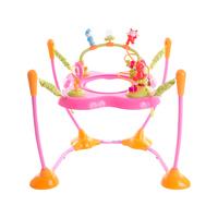 Cadeira Jumper Para Bebê Giratórioa Safety 1st Play Time Rosa