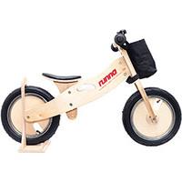 Bicicleta de Equilíbrio Runna Bike Aro 12 Preta