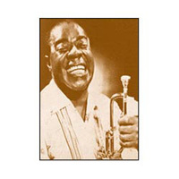 Pôster Louis Armstrong