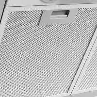 Coifa Retangular Inox Duto Slim 60cm 50010900 Nardelli