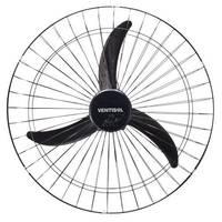 Ventilador de Parede Ventisol Oscilante 60cm New Preto 220V