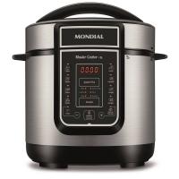 Panela De Pressão Elétrica Digital Mondial Master Cooker PE-40