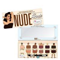 Paleta De Sombras Estojo The Balm Nude Dude