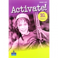Activate! B1 Level Grammar & Vocabulary Book