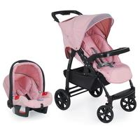 Travel System Burigotto Touring Evol Messina Rosa